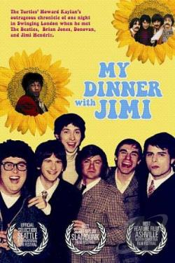 My Dinner With Jimi DVD Cover Art