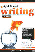 Light Speed Writing: The Bundle DVD Cover Art