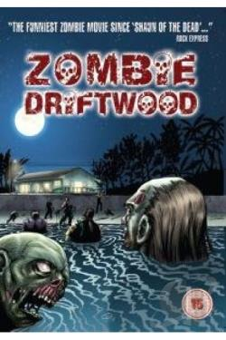Zombie Driftwood DVD Cover Art