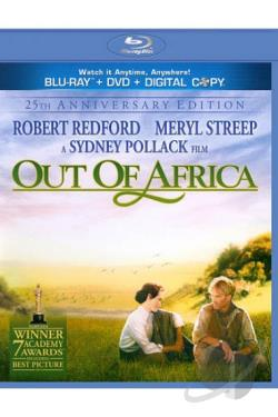 Out of Africa BRAY Cover Art