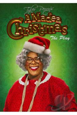 Madea Christmas DVD Cover Art
