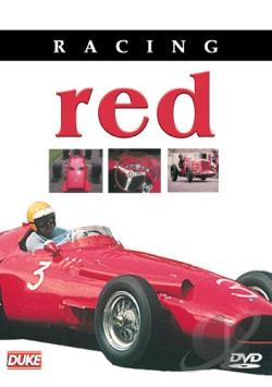 Racing Red: Great Italian Racing Cars DVD Cover Art