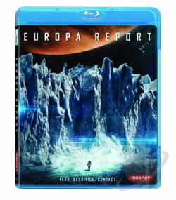 Europa Report BRAY Cover Art