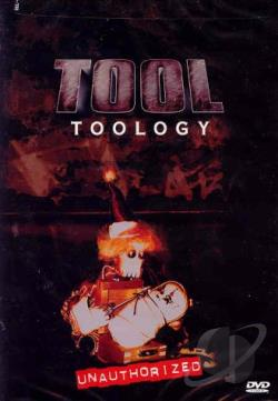 Tool - Unauthorized Biography DVD Cover Art