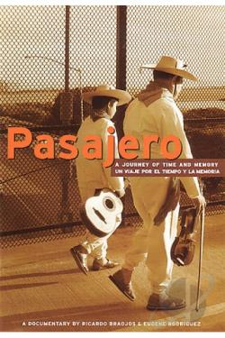Pasajero: A Journey Of Time And Memory DVD Cover Art