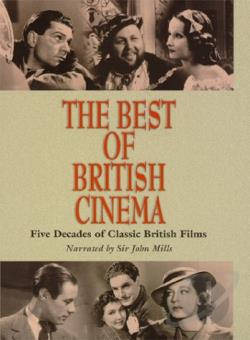 Best Of British Cinema DVD Cover Art