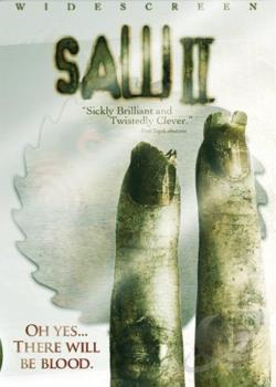 Saw II DVD Cover Art