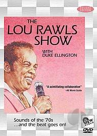 Lou Rawls Show With Duke Ellington DVD Cover Art