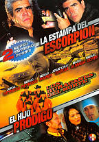 Estampa Del Escorpion/El Hijo Prodigo DVD Cover Art