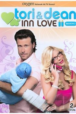 Tori & Dean: Inn Love - Season 2 DVD Cover Art