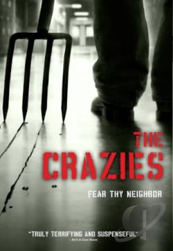 Crazies DVD Cover Art