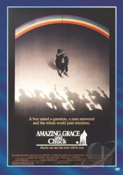 Amazing Grace and Chuck DVD Cover Art