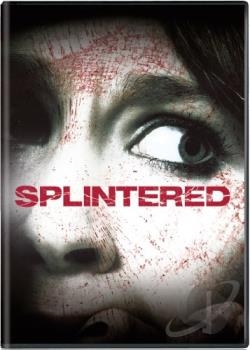 Splintered DVD Cover Art