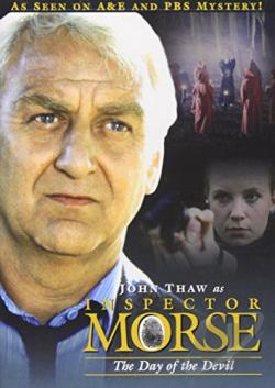 Inspector Morse - Day of the Devil DVD Cover Art