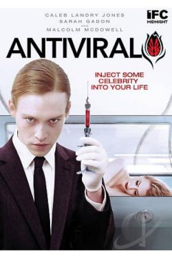 Antiviral DVD Cover Art