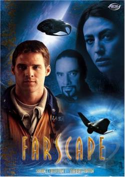 Farscape: Starburst Edition - Season 1: Collection 1 DVD Cover Art