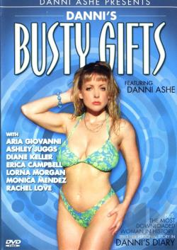 Danni's Busty Gifts DVD Cover Art