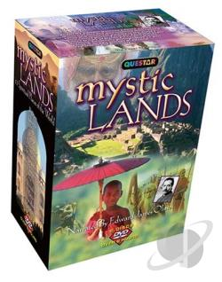Mystic Lands Gift Box Set DVD Cover Art