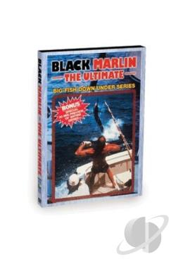 Black Marlin - The Ultimate DVD Cover Art