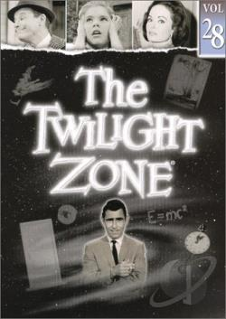 Twilight Zone - Vol. 28 DVD Cover Art
