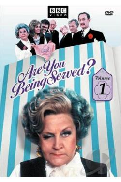 Are You Being Served? - V. 1: Dear Sexy Knickers DVD Cover Art