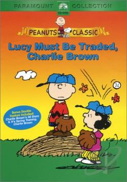 Lucy Must Be Traded, Charlie Brown DVD Cover Art