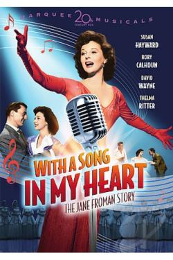 With a Song in My Heart DVD Cover Art