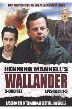 Wallander: Episodes 1-3 DVD Cover Art