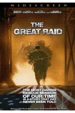 Great Raid DVD Cover Art