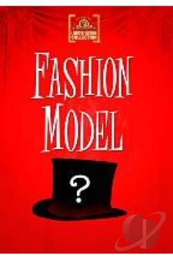 Fashion Model DVD Cover Art