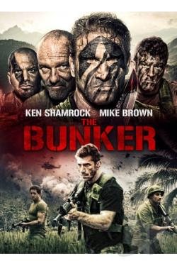 Bunker DVD Cover Art