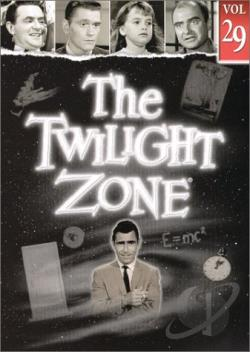 Twilight Zone - Vol. 29 DVD Cover Art