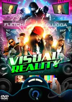 Visual Reality DVD Cover Art