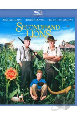 Secondhand Lions BRAY Cover Art