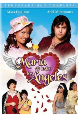 Maria de Todos los Angeles DVD Cover Art