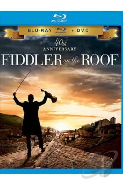 Fiddler on the Roof BRAY Cover Art