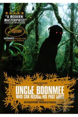 Uncle Boonmee Who Can Recall His Past Lives DVD Cover Art