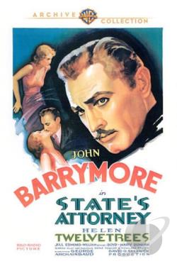 State's Attorney DVD Cover Art