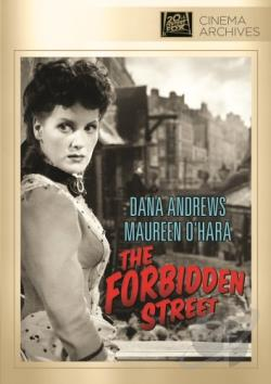 Forbidden Street DVD Cover Art