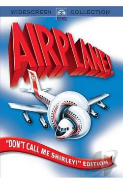Airplane! DVD Cover Art