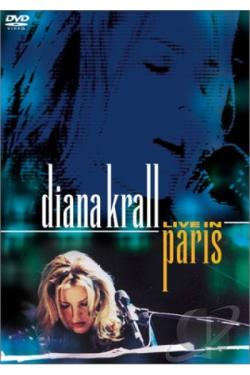 Diana Krall - Live in Paris DVD Cover Art