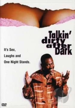 Talkin' Dirty After Dark DVD Cover Art