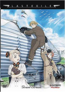 Last Exile - Vol. 5: Grand Stream DVD Cover Art