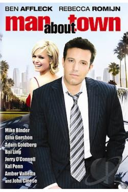 Man About Town DVD Cover Art