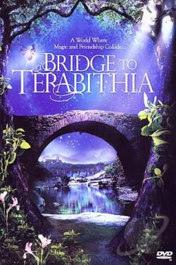 Wonderworks - Bridge to Terabithia DVD Cover Art