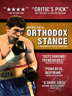 Orthodox Stance DVD Cover Art