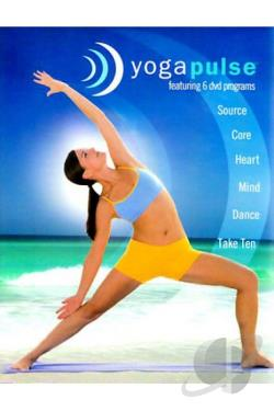 Yoga Pulse System: Transform Your Life DVD Cover Art