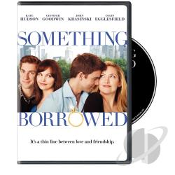 Something Borrowed DVD Cover Art