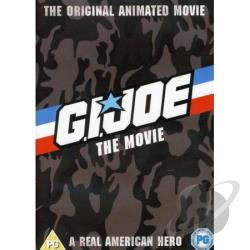 Gi Joe-The Movie-Re-Release DVD Cover Art