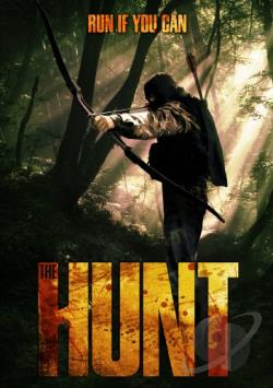 Hunt DVD Cover Art